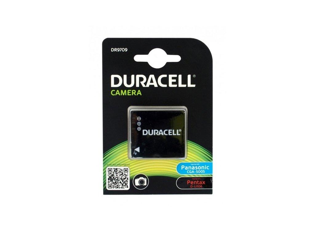 1410 baterie duracell dr9709 li ion 1050mah 1ks blistr
