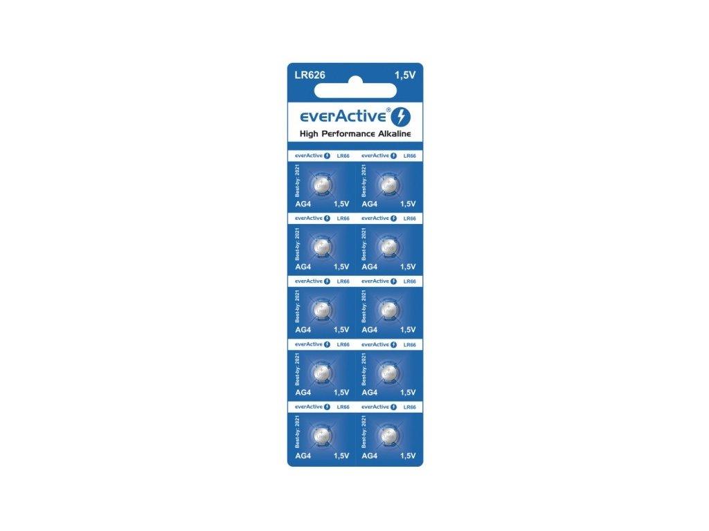 1680 baterie everactive alkaline g4 10ks blistr