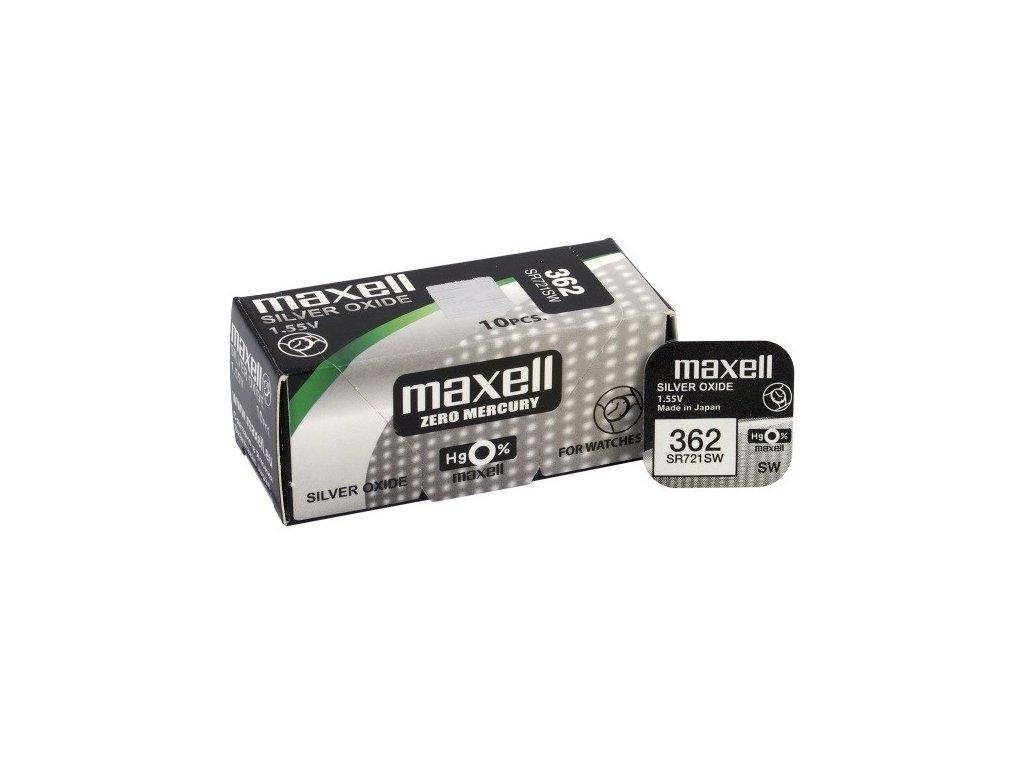 1716 baterie maxell 362 361 sr721sw 10ks