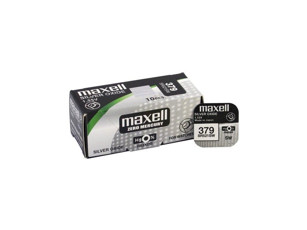 1725 baterie maxell 379 sr521sw 10ks