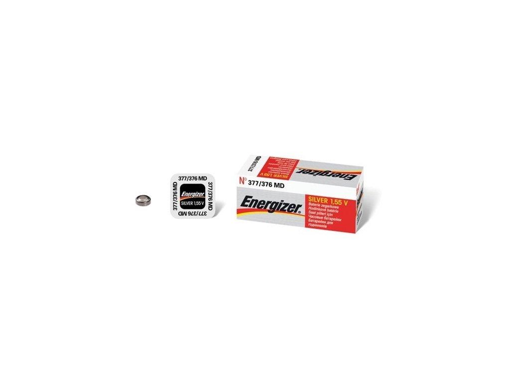 1740 baterie energizer 377 376 sr626sw 10ks krabice