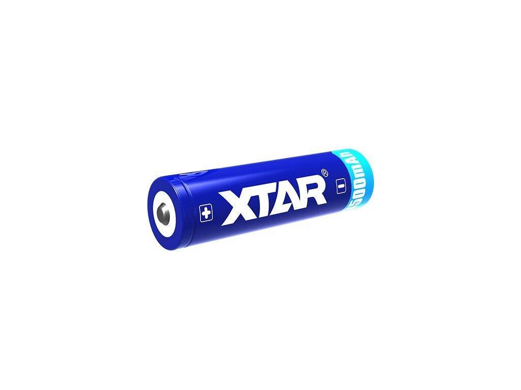 1824 baterie xtar 18650 3 6v li ion 3500mah 1ks