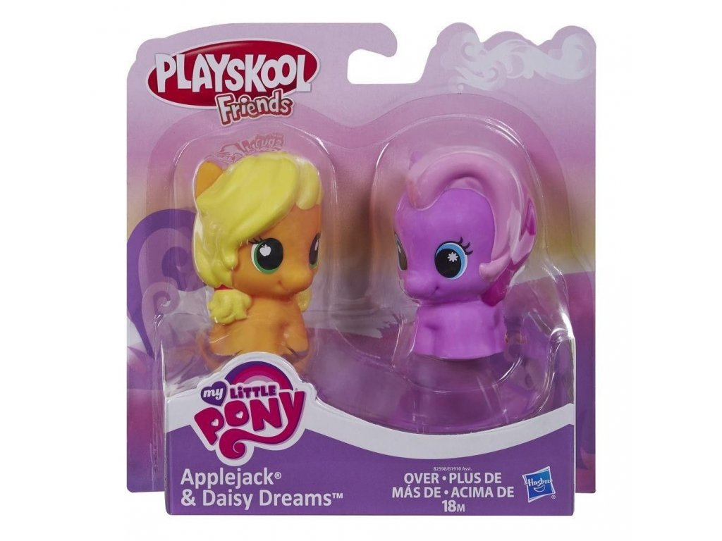 1941 hasbro my little pony ponik applejack a daisy dreams