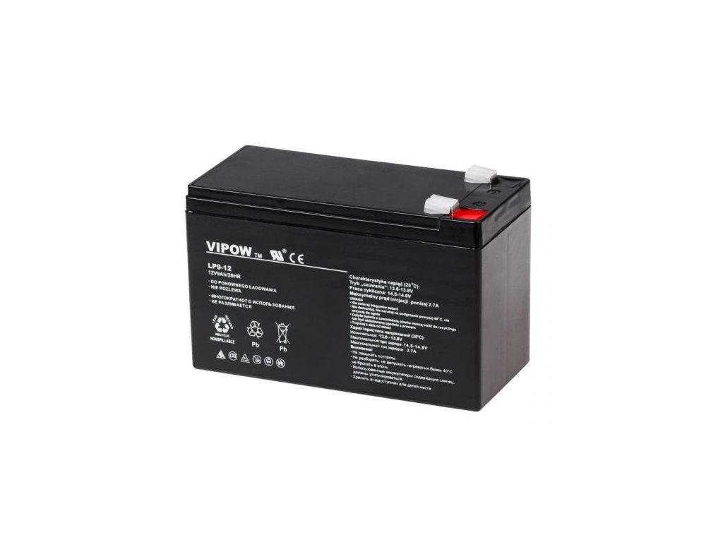 2205 baterie vipow 12v 9ah