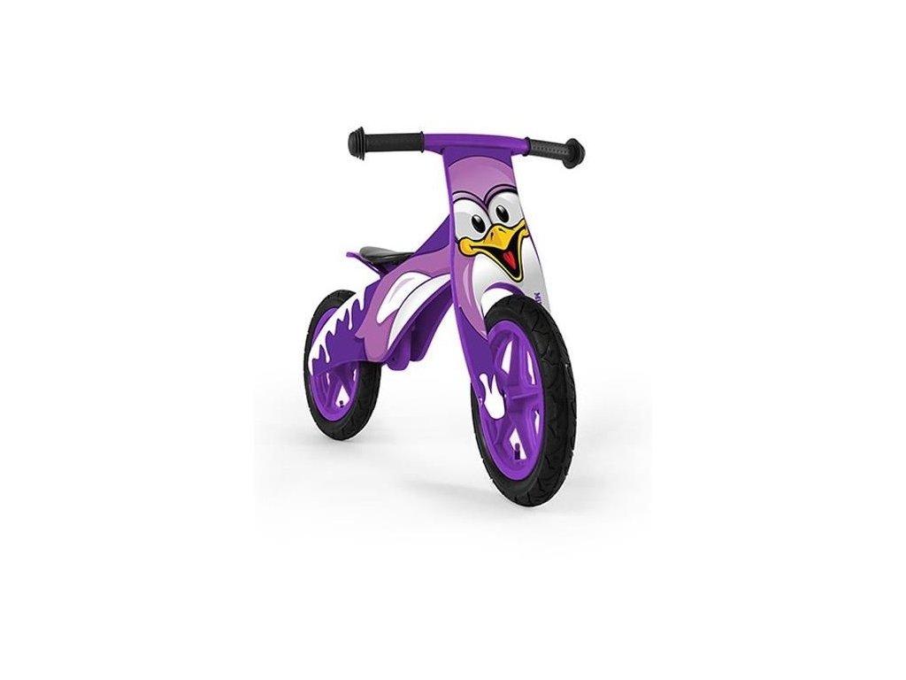 2367 detske odrazedlo kolo milly mally duplo penguin
