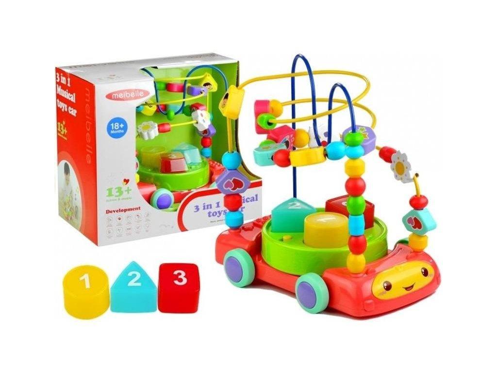 2628 toys24 interaktivni vzdelavaci auticko
