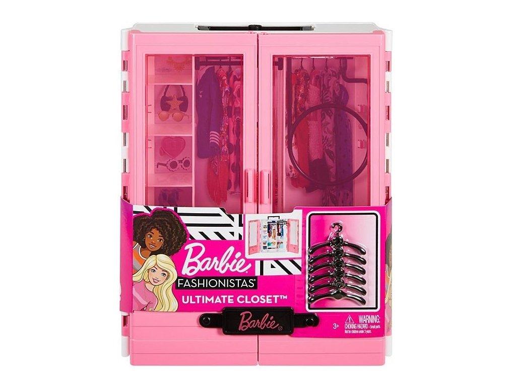 2649 mattel satni skrin pro saty barbie