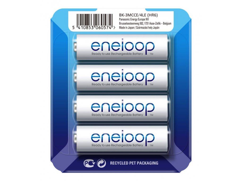 2739 baterie panasonic eneloop aa 2000mah bk 3mcce 4ks