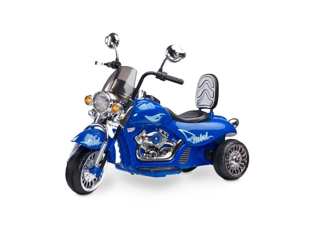 2787 elektricka motorka toyz rebel blue