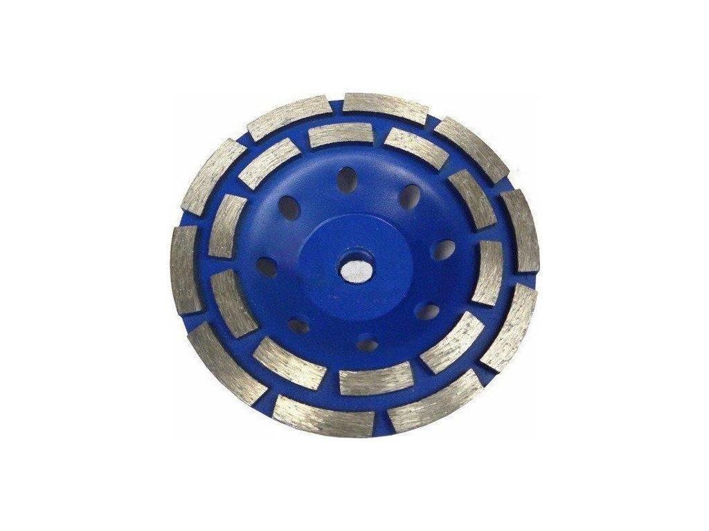 3240 diamantovy brusny kotouc na beton dvojity segmentovy 125 x m14x 5 mm geko naradi g00376