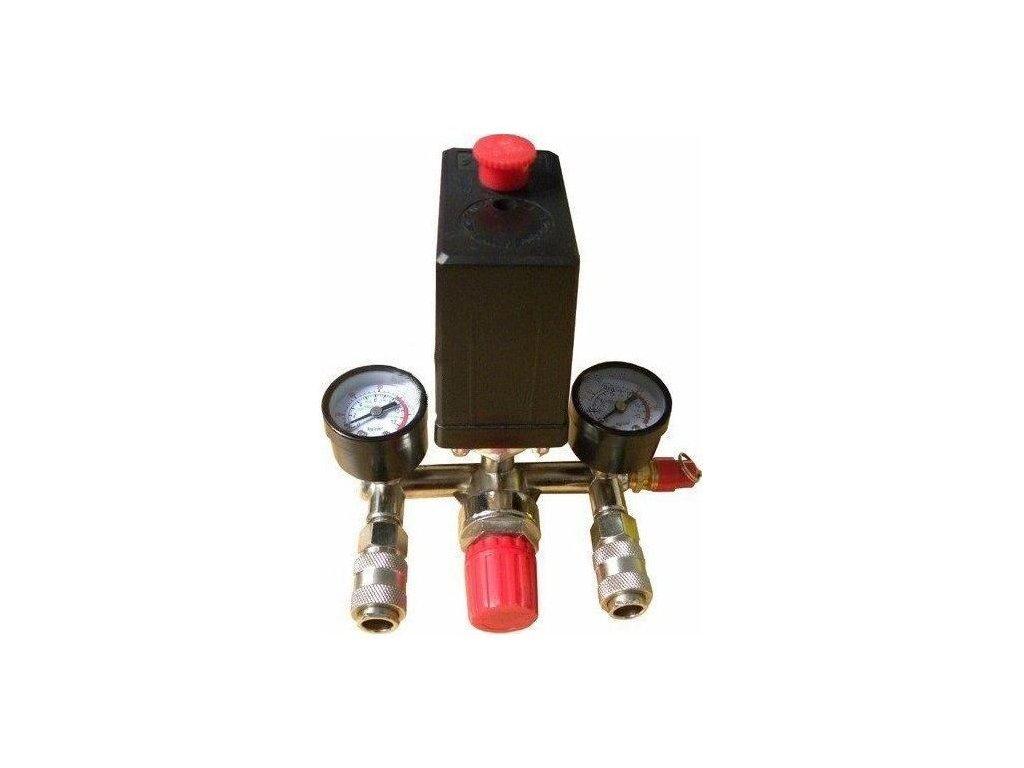 3492 tlakovy spinac pro kompresor 8 bar geko g80306