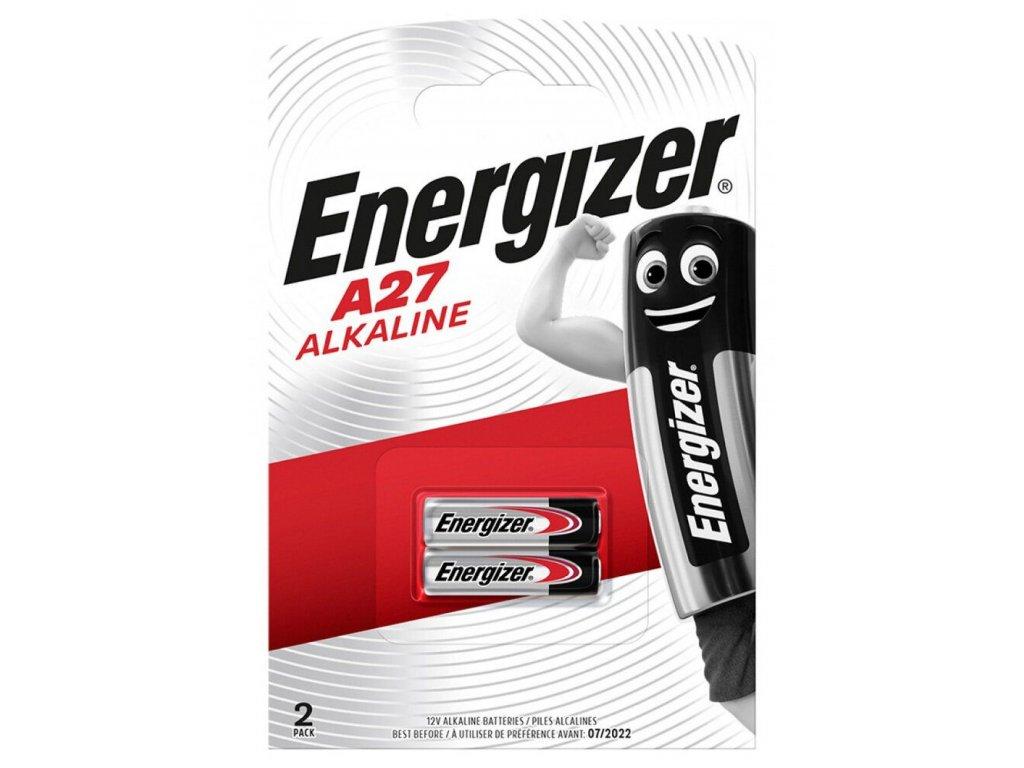 360 baterie energizer a27 2ks blistr