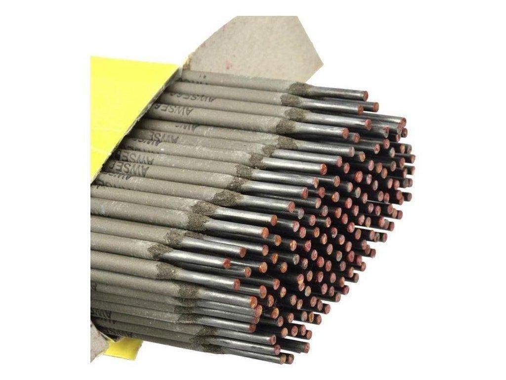 3669 elektrody rutilove 2 5mm 300mm 2 5kg ruzove geko g74200
