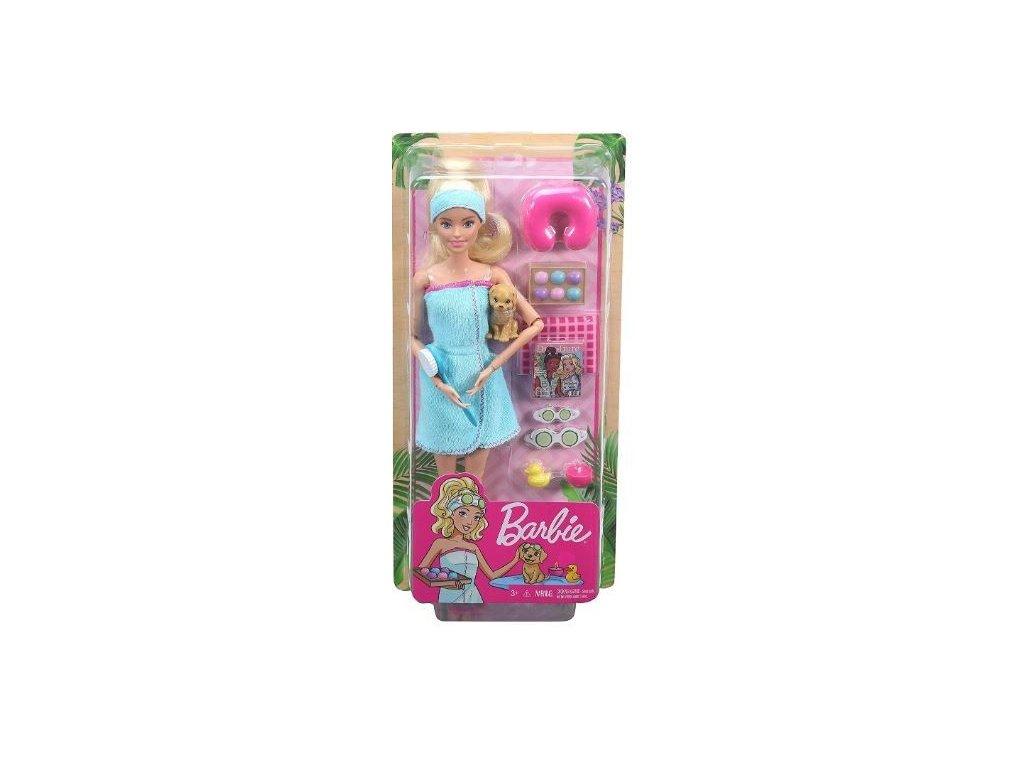 3966 mattel barbie wellness panenka blondynka gjg55