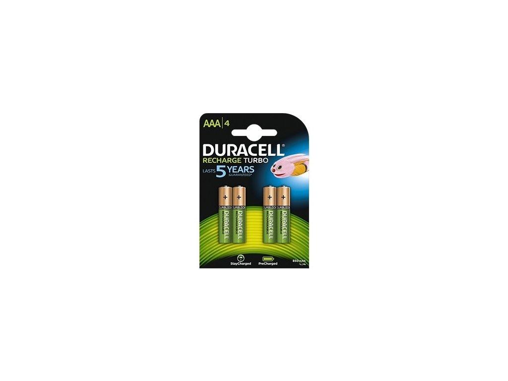 435 baterie duracell duralock aaa 850mah 4ks blistr