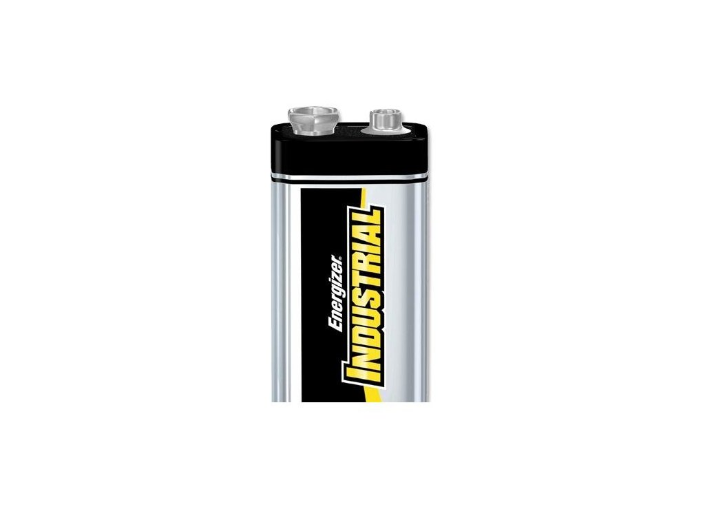 441 baterie energizer industrial 9v 1ks bulk