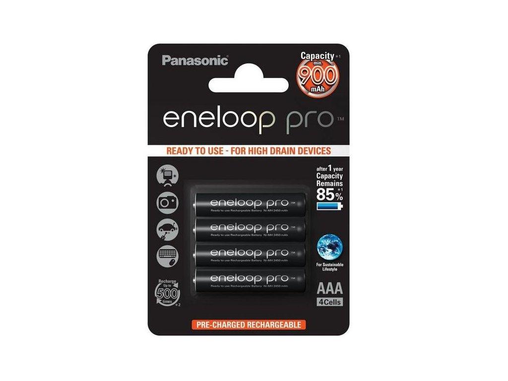 549 baterie panasonic eneloop pro aaa 930mah bk 4hcce 4ks blistr