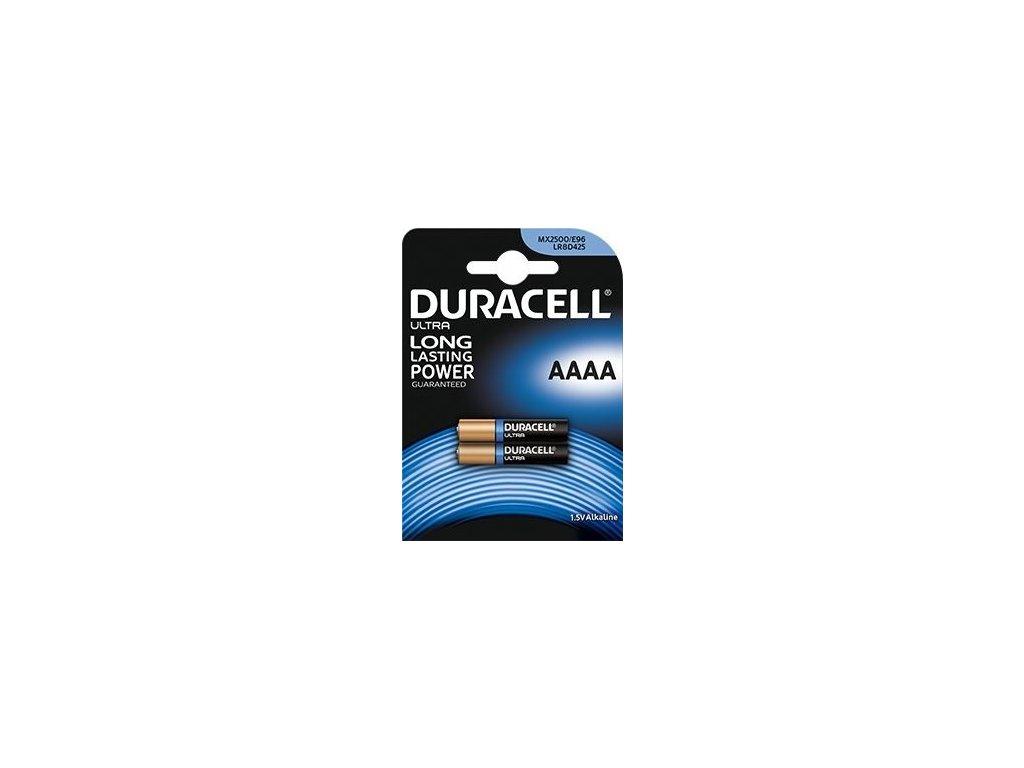 690 baterie duracell aaaa lr61 2ks blistr