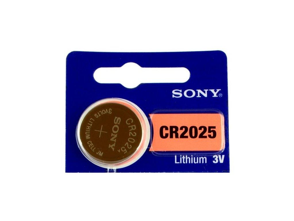 783 baterie sony cr2025 1ks blistr