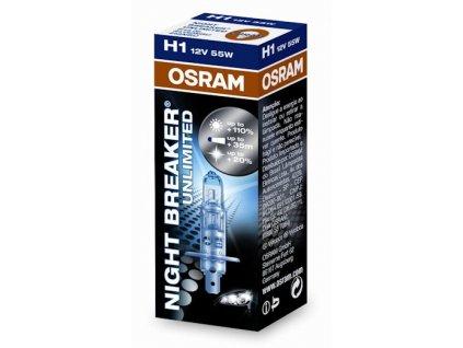 216 zarovka osram h1 nightbreaker unlimited