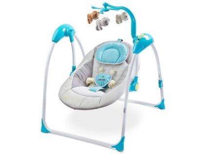 2505 detska houpacka caretero loop blue