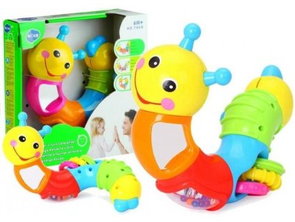2580 toys24 multifnkcni barevna housenka pro deti