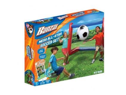 2838 banzai mega all star nafukovaci fotbal