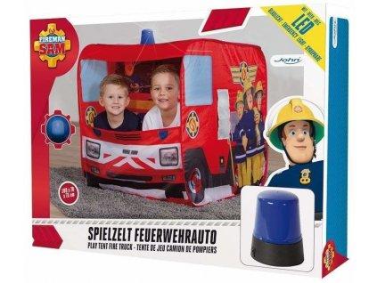 4023 stan hasicske auto pozarnik sam svitici 100x70x75