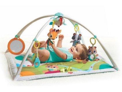 4113 tiny love hraci deka s hrazdou deluxe lesni krajina