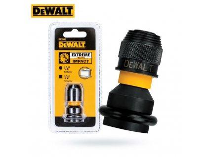 5115 dt7508 dewalt adapter z 1 2 ctyrhran na 1 4 sestihran