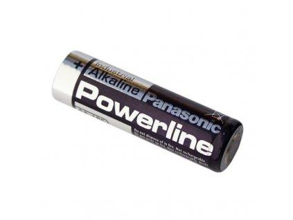 522 baterie panasonic powerline industrial aa 1ks bulk