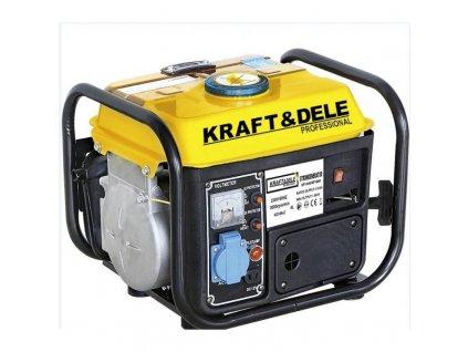 5385 benzinova elektrocentrala 1 5kw 2hp 1250w kraft dele kd109