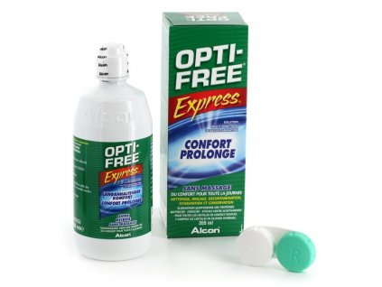 543 alcon opti free express 355 ml s pouzdrem