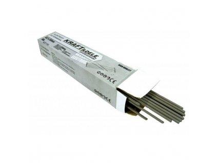 5550 kraft dele svarovaci elektrody rutilove 2 5 mm x 300 mm kd1153