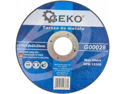 6159 rezny kotouc na ocel 115x1 0mm geko naradi g00028