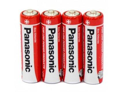 636 baterie panasonic aa 4ks bulk