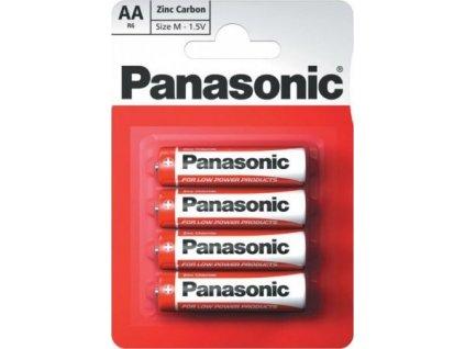 639 baterie panasonic aa 4ks blistr