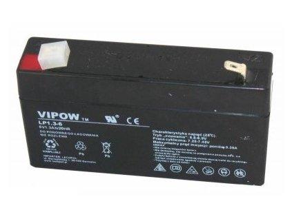 675 baterie vipow 6v 1 3ah