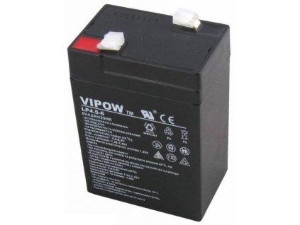 678 baterie vipow 6v 4 5ah