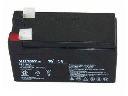 684 baterie vipow 12v 1 3ah