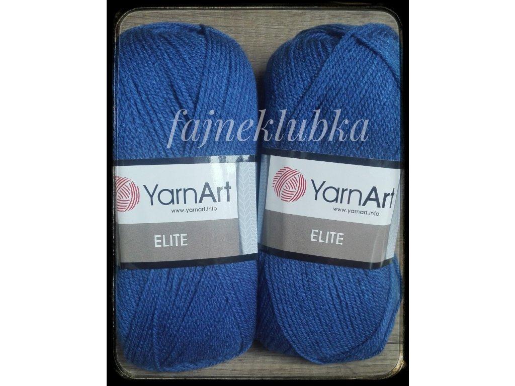 Elite 209 Tmavě modrá