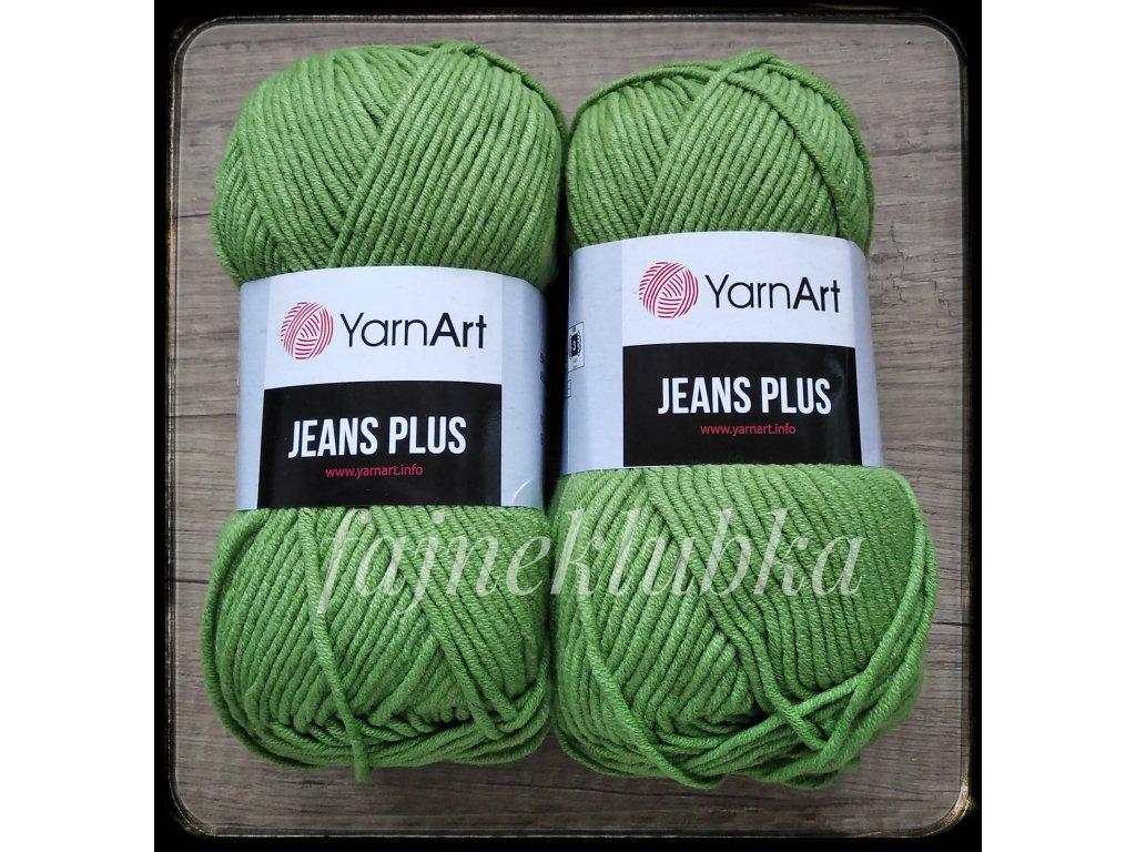 Jeans plus / Gina plus 69 Zelená