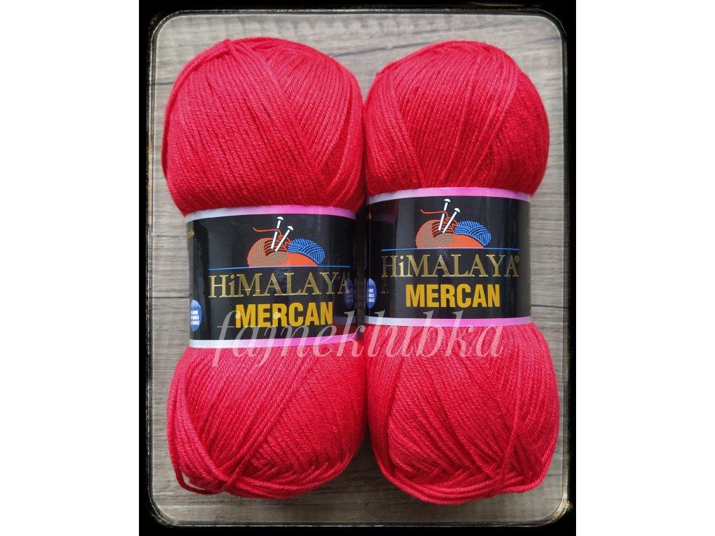 Mercan 52920 Červená