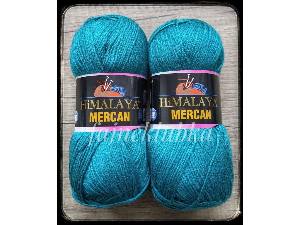 Mercan 52924 Smaragdová