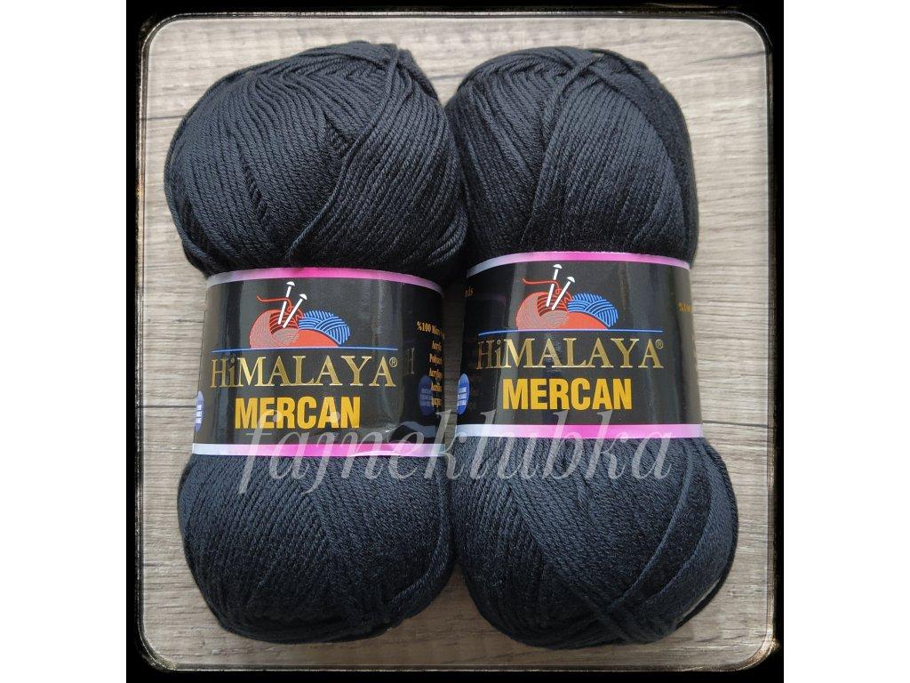 Mercan 52909 Černá