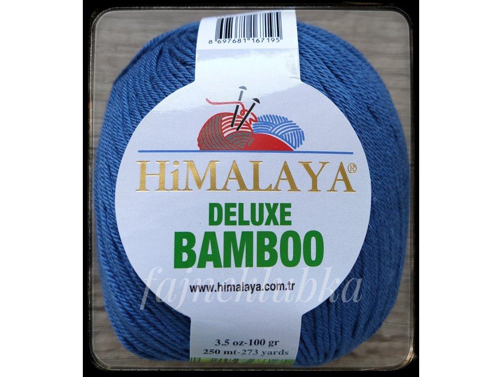 Deluxe Bamboo 124-27 Modrá