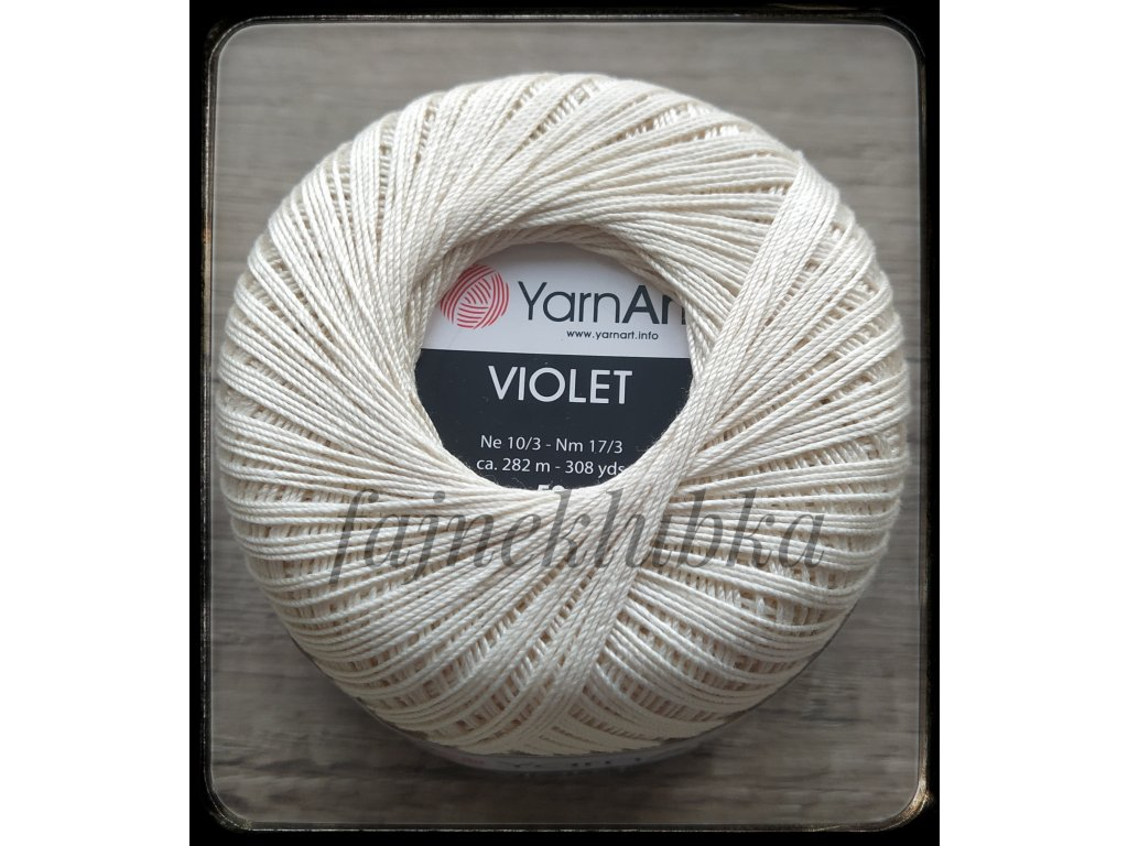 Violet 6194 Smetanová