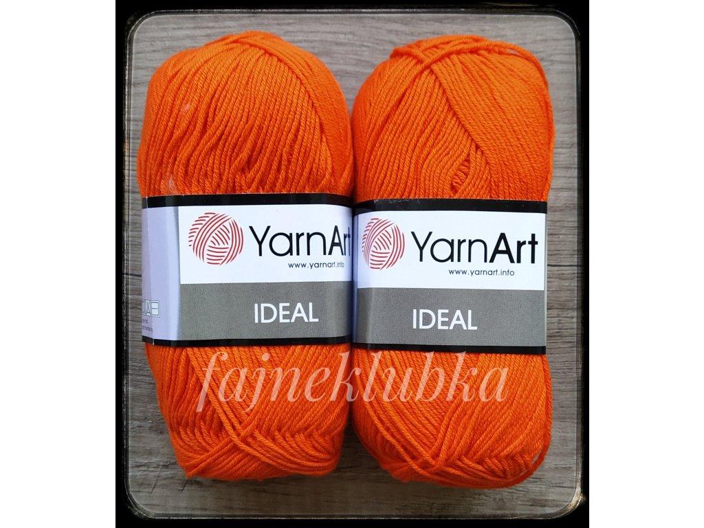 Ideal 242 Oranžová