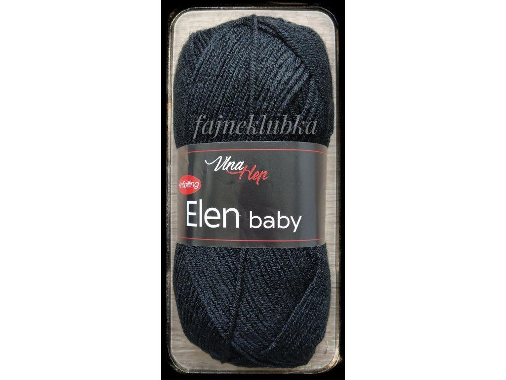 Elen baby 4001 Černá