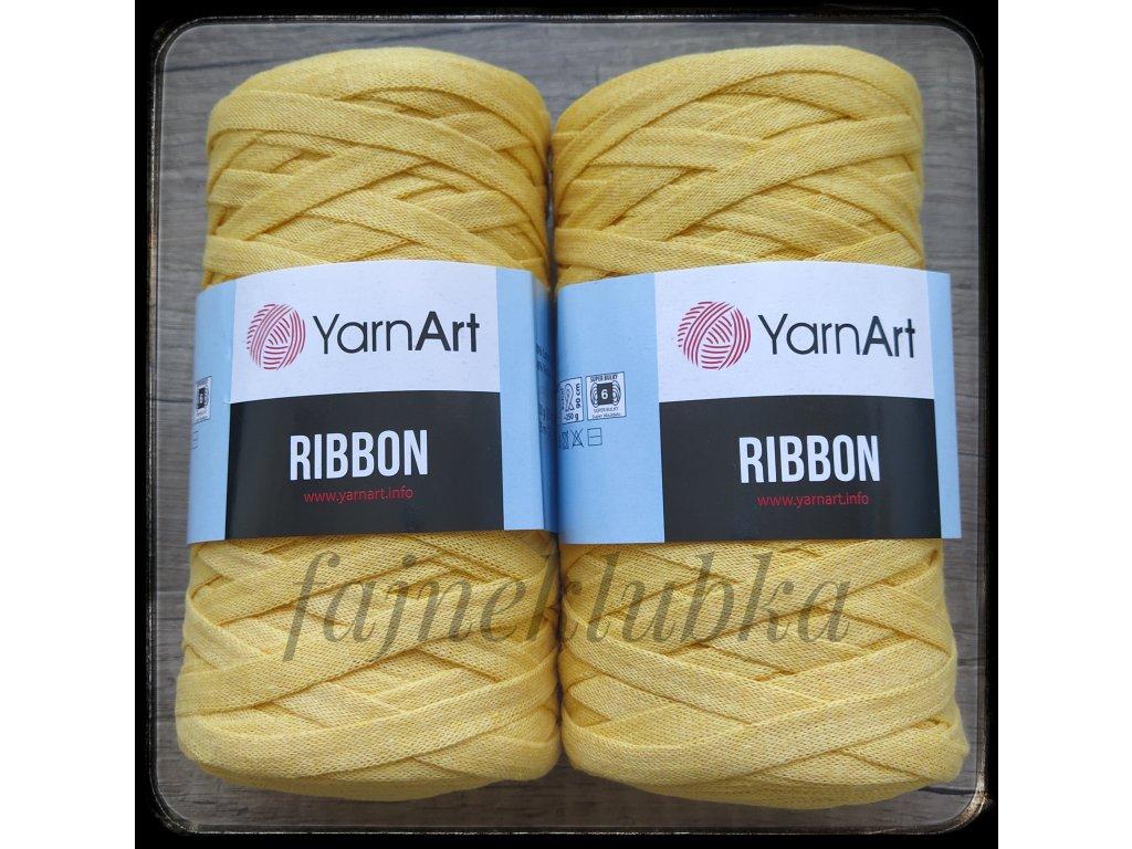 Ribbon 764 Žlutá